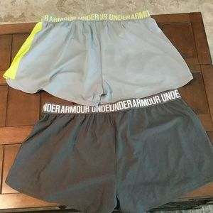 Under Armour Shorts - Under armour 2 Pair Shorts